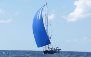 Oyster Yachts News Gone With The Wind Sailing Voyage Story | Cruising Spinnaker