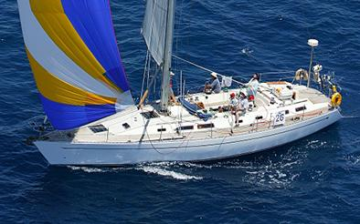 oysteryachts heritge lw48