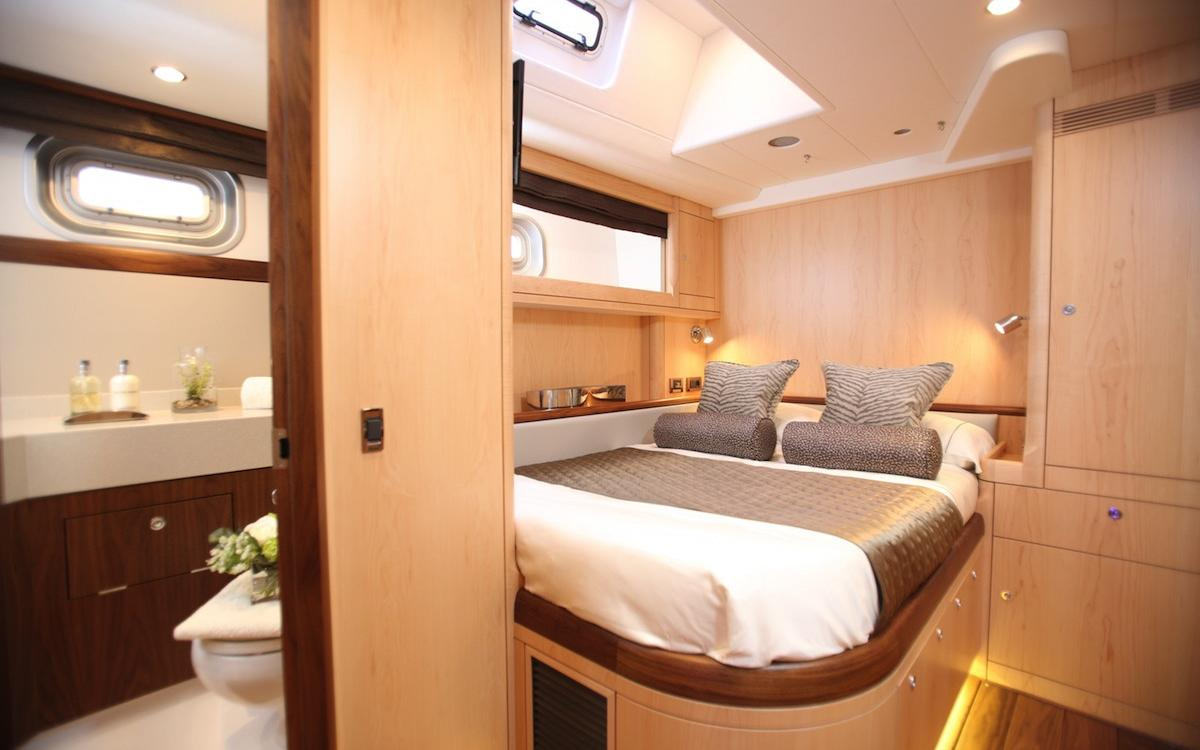 oysteryachts brokerage 82 16 raven double and ensuite