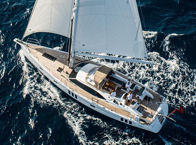 Oyster 565 60 Foot New Sailing Yachts For Sale D