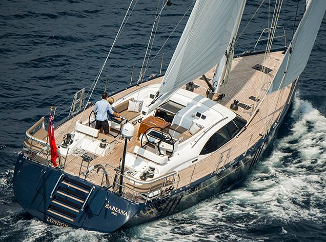 Oyster 675 70 Foot Sailing boats Luxury For Sale D