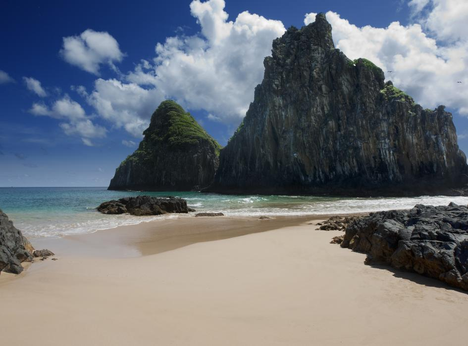 Visit Fernando de Noronha on the Oyster World Rally Sailing Circumnavigation