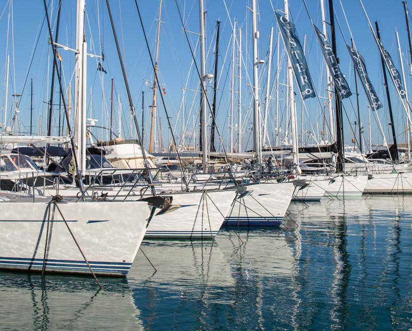 Palma Yachts for Sale at Oyster Brokerage Palma