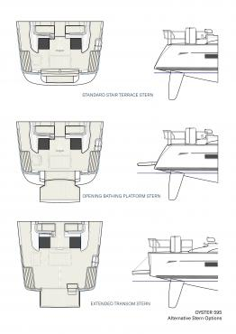 Oyster 565 Alternative Stern Options v2