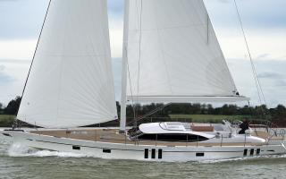 Oyster 595 Blue Water Cruiser Sailing
