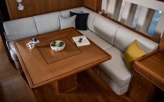 Oyster 675 Luxury Sailing Yacht Interior