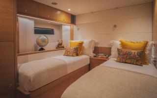 Oyster 745 75 Foot Sailing Yacht Interior 12