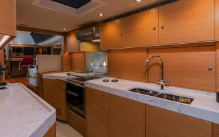 Oyster 745 75 Foot Sailing Yacht Interior 5