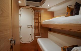 Oyster 745 75 Foot Sailing Yacht Interior 6