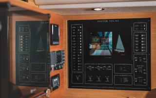 Oyster 745 75 Foot Sailing Yacht Interior 9