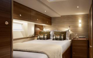Oyster 745 75 Foot Sailing Yacht Interior Render 4