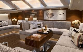 Oyster 745 75 Foot Sailing Yacht Interior Render 5