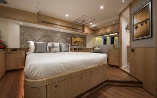 Crown Cut Limed Oak in Oyster 885 Master Suite