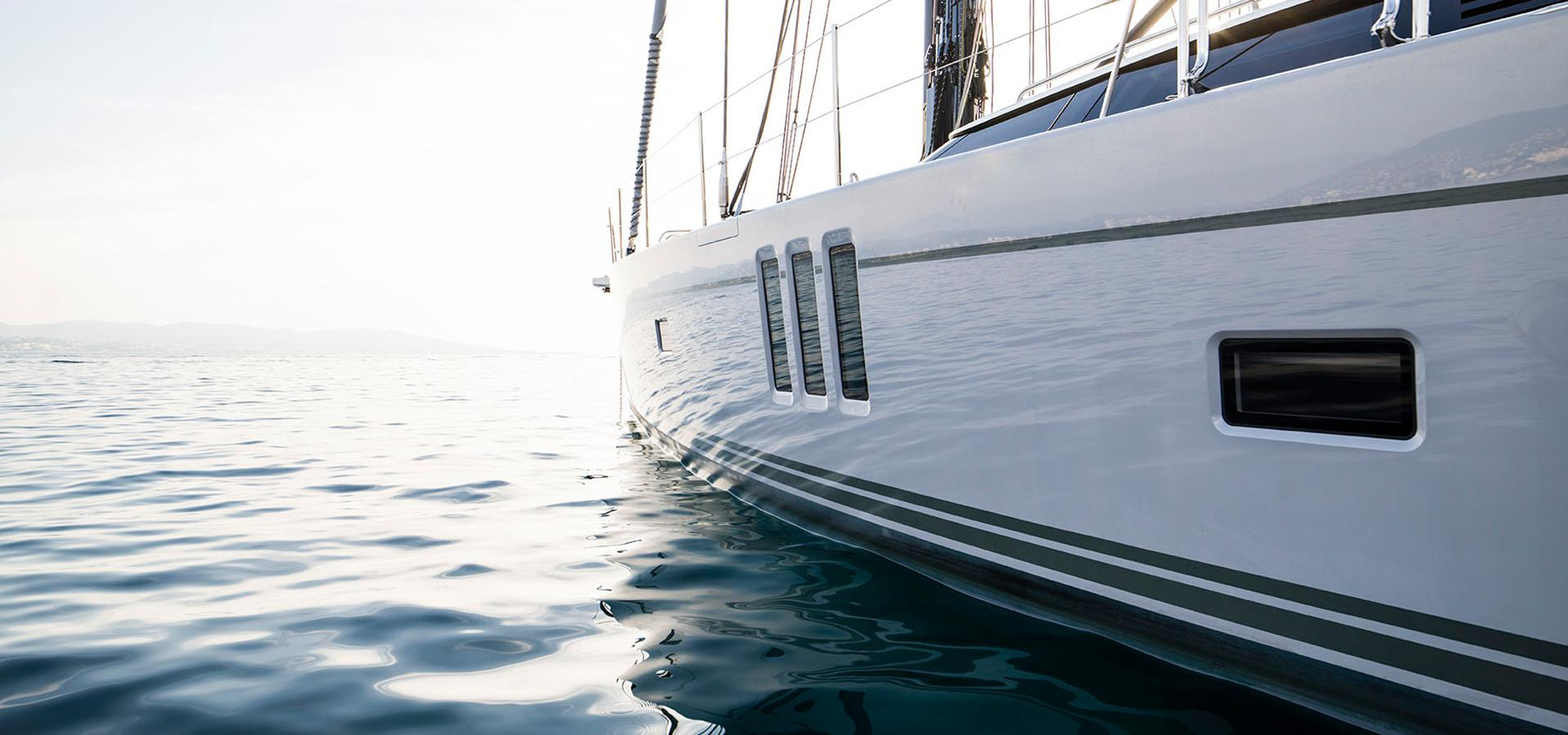 Oyster 745 75 foot luxury sailboat D