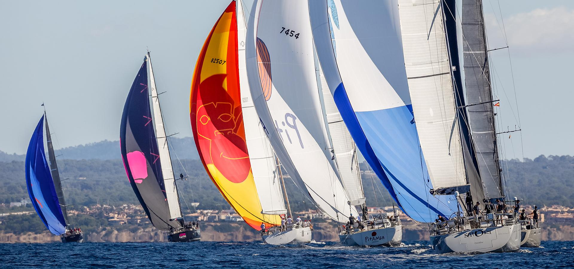 Oyster Yachts Sailing Boat Regatta D
