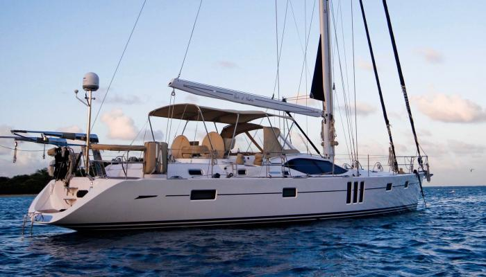 Irene III Yacht for Sale   Oyster 575   Oyster Yachts