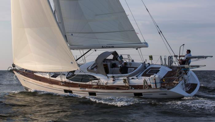 Altair Oyster Brokerage Yachts
