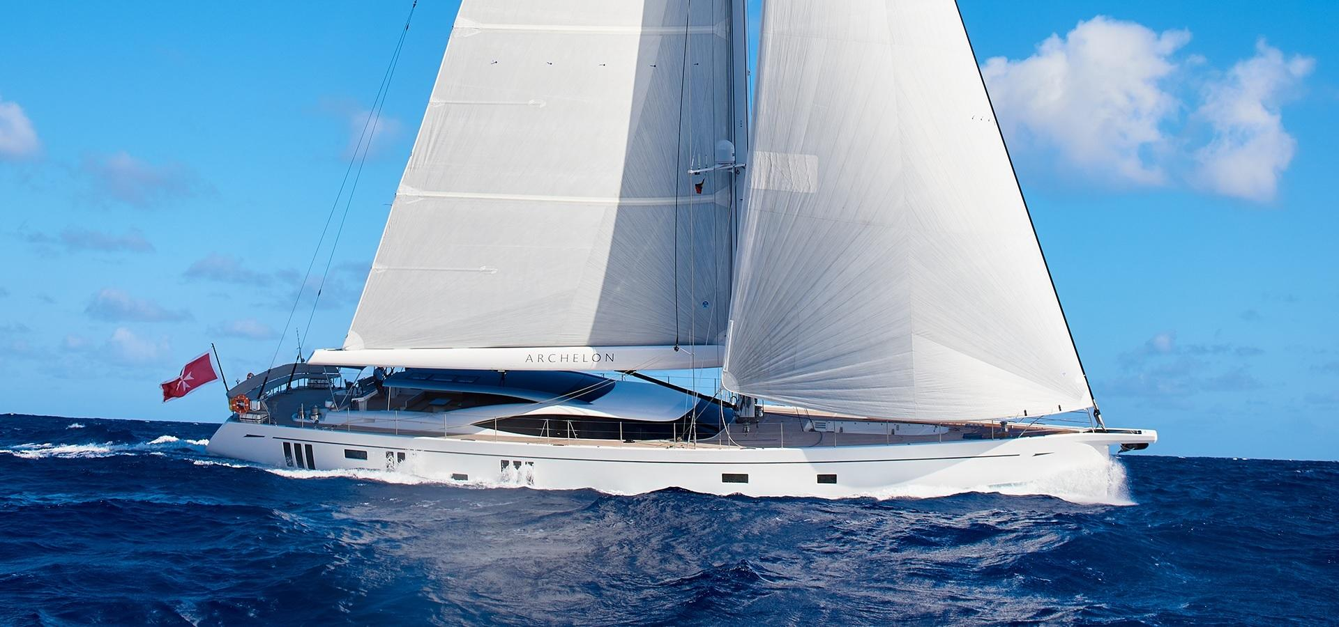 Oyster 1225 120 Foot Sailing Boat Superyacht