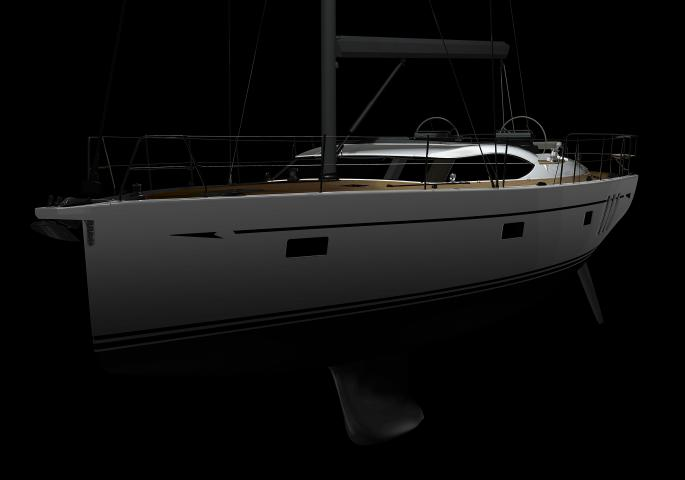 Oyster 495 50 Foot Sailing Yacht Intro