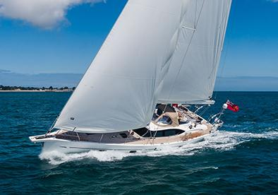 Oyster 565 60 Foot Sailing Yacht