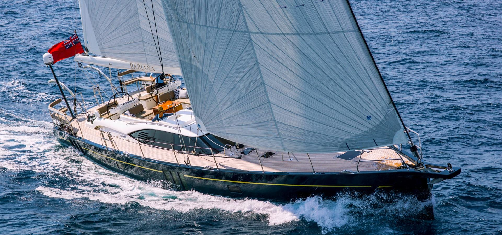 Oyster 675 70 Foot Sailboat Luxury