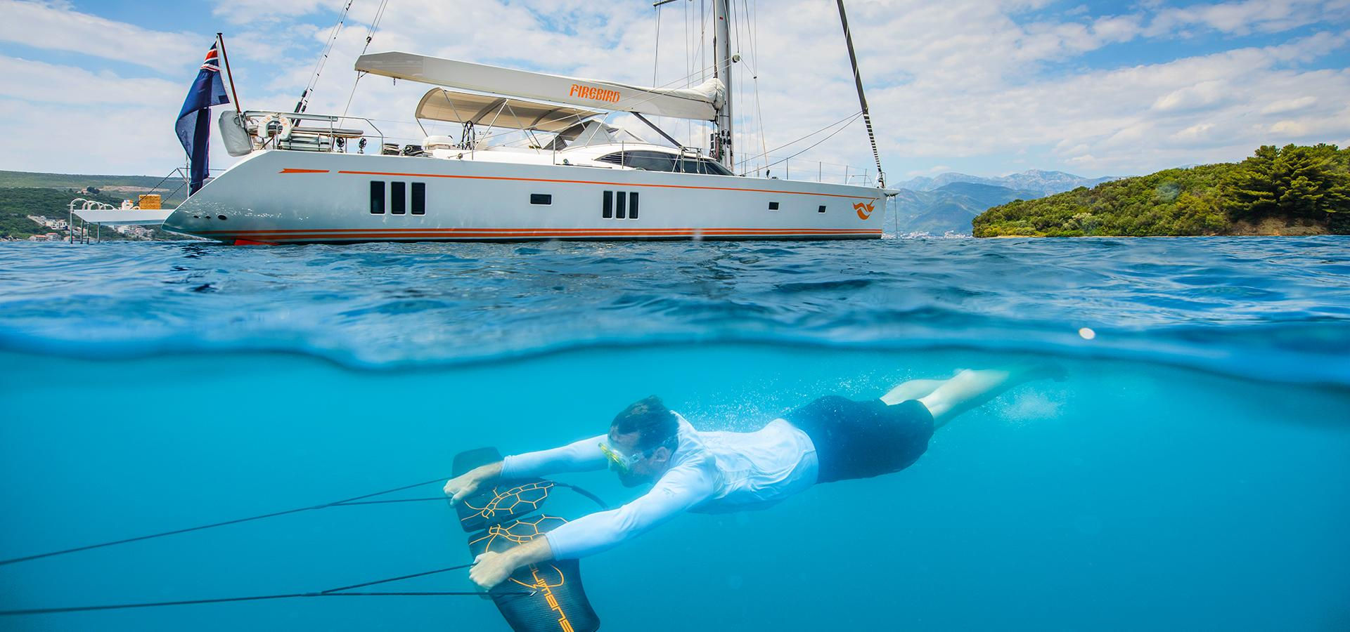 Oyster Luxury Private Sailing Charter