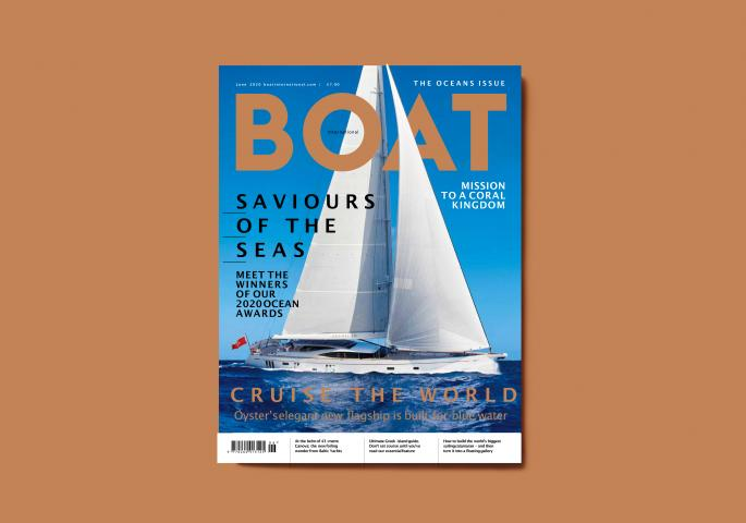 Oyster Yacht 1225 120 foot Superyacht Magazine