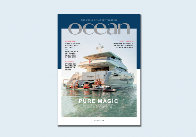 Oyster Yachts Ocean Magazine