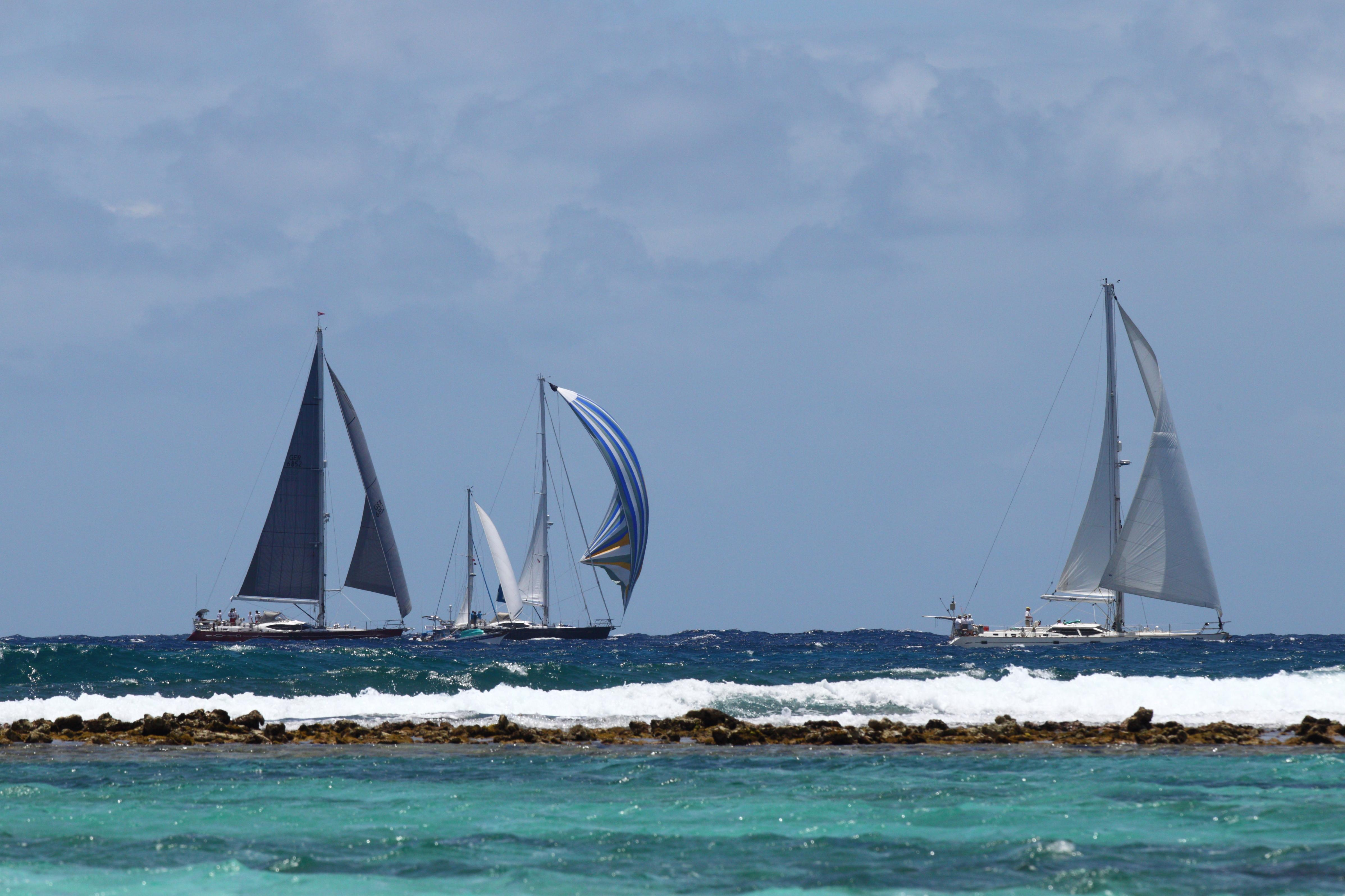 Oyster Regatta Antigua 2019 Race Report   Oyster Yachts