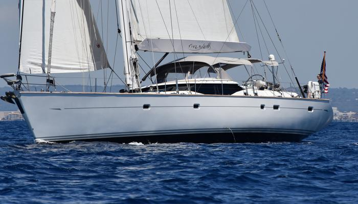 Raven Yacht for Sale | Oyster 82 | Oyster Yachts