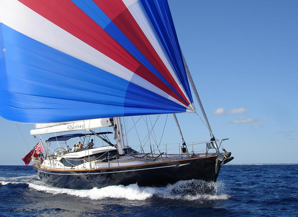 Sailing Yacht For Sale Oyster Brokerage 80 foot D
