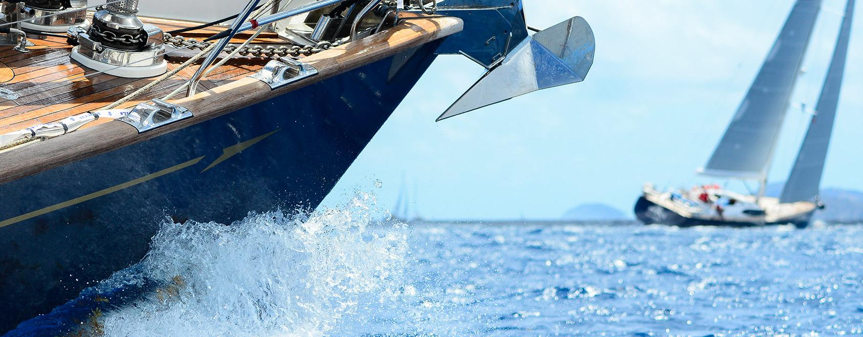 Oyster Yachts Blue Water Sailing Magazine