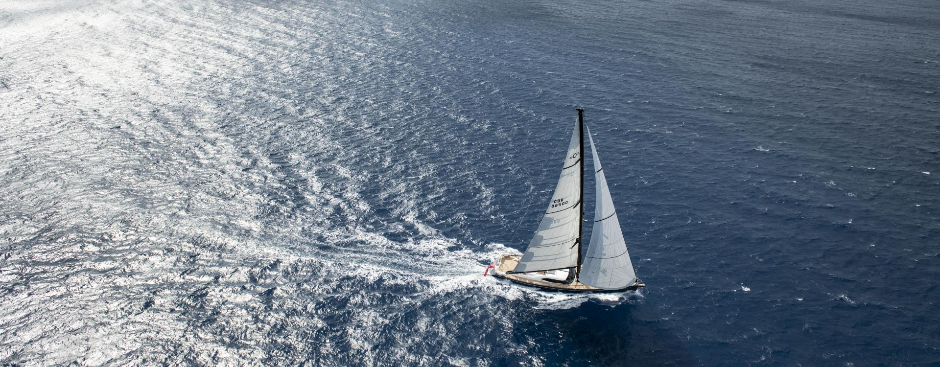 Oyster Yachts Luxury Sailboat Design