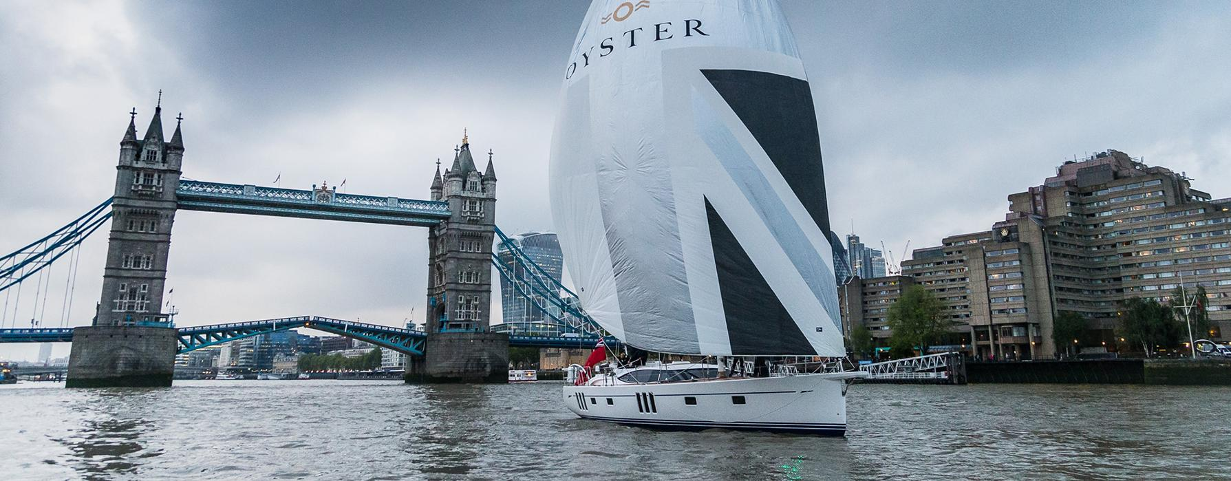 Oyster Yachts Sailing Events & Boat Show Calendar