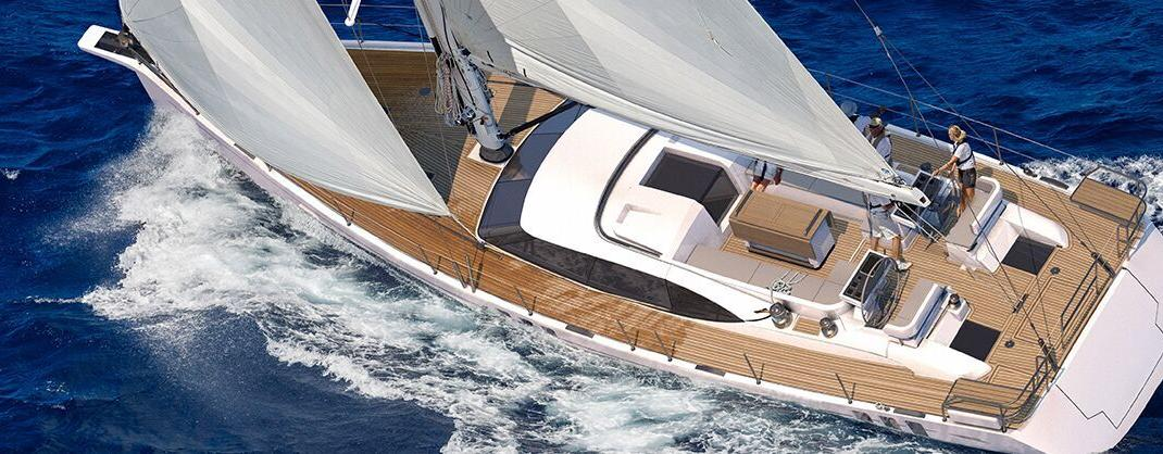 oyster yachts sales