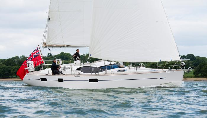 Oyster 475 Hero Yacht