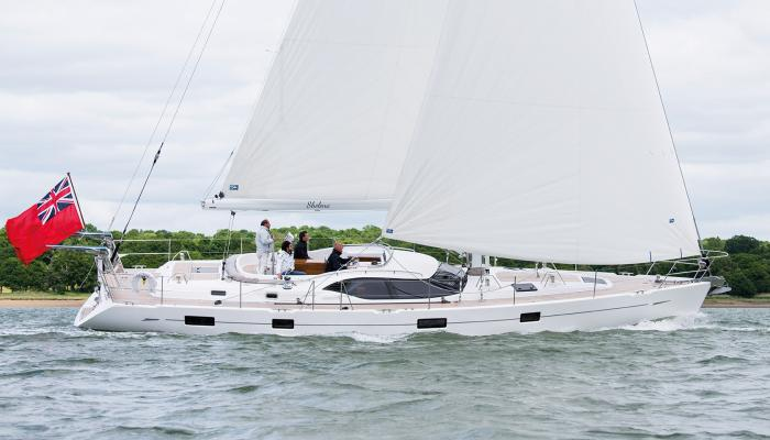 Oyster 545 Hero Yacht