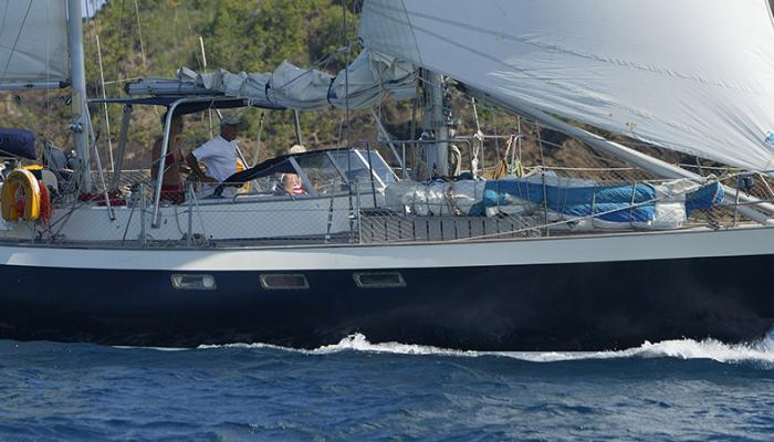 Oyster 39 Heritage Yacht