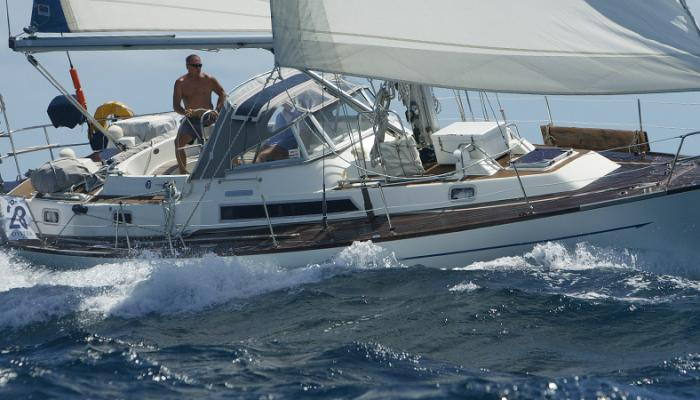 Oyster 406 Heritage Yacht