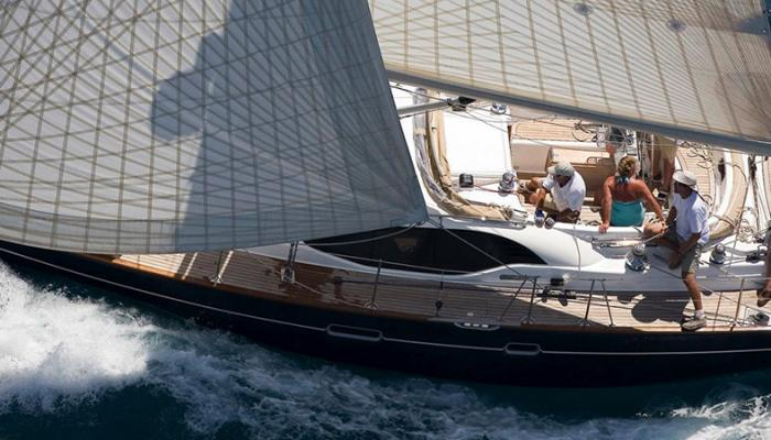 Oyster 46 Heritage Yacht