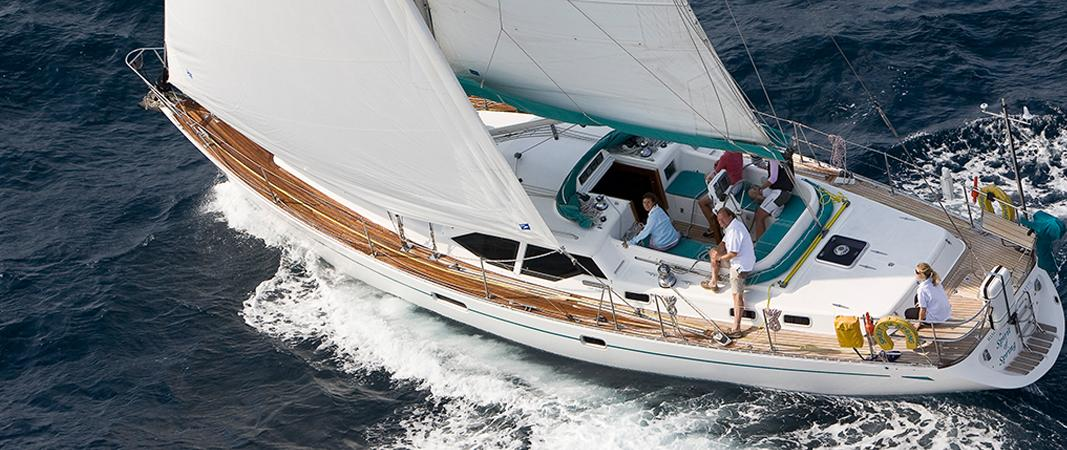 Oyster 47 Heritage Yacht