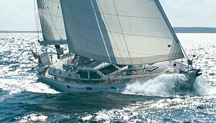 Oyster 485 Heritage Yacht