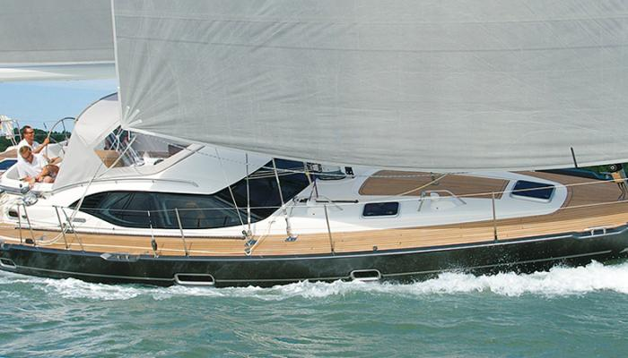 Oyster 54 Heritage Yacht