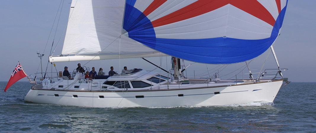 Oyster 62 Heritage Yacht