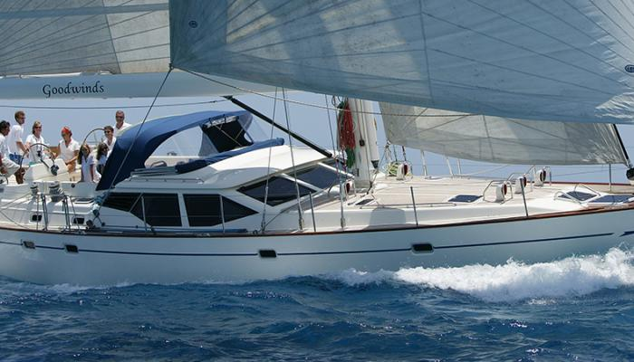 Oyster 66 Heritage Yacht