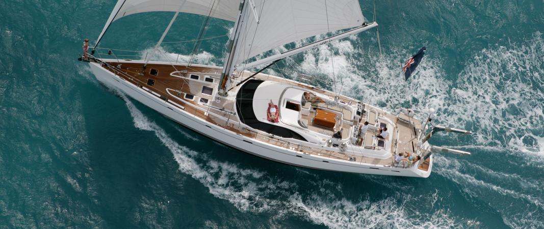 Oyster 72 Heritage Yacht