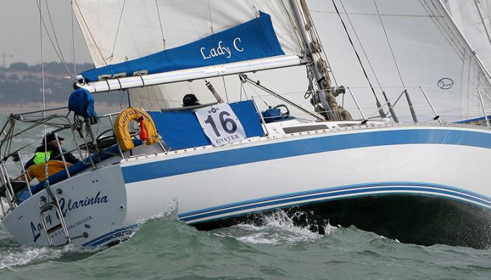 Oyster 37 Heritage Yacht