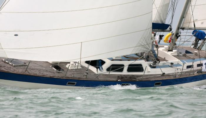 Oyster HP46 Heritage Yacht