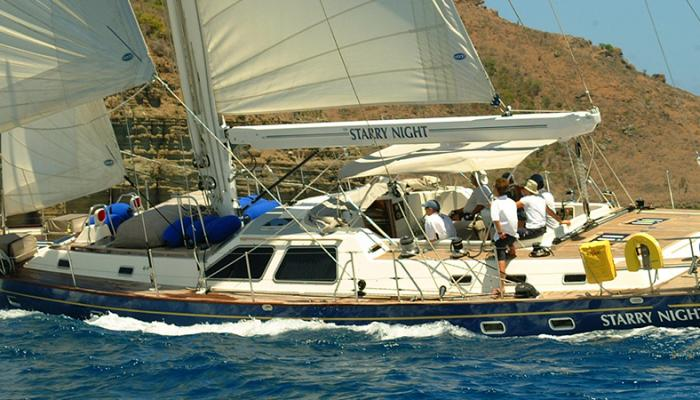 Oyster HP68 Heritage Yacht
