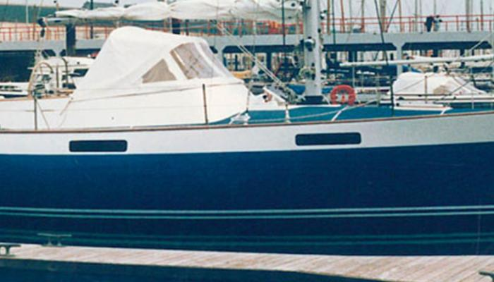 Oyster Mariner 35 Heritage Yacht